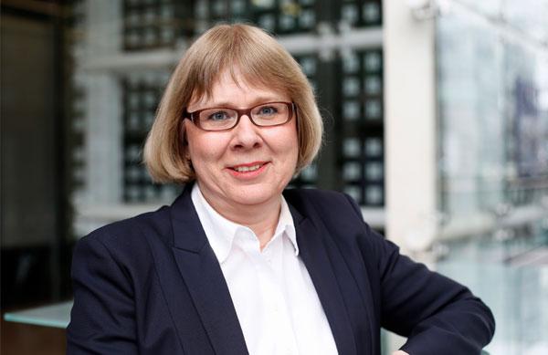 Interim Managerin Irina Karsunke