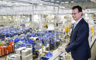 Stärkerer Vertrieb bei Maschinenbauer MEIKO: Tatkräftige Unterstützung durch den Interim Manager Siegfried Lettmann